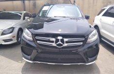 Tokunbo Mercedes-Benz GLE 2015 Model Black