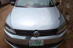 Nigeria Used Volkswagen Passat 2014 Model Silver
