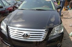 Foreign Used Toyota Avalon 2007 Model Black