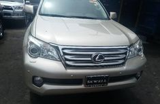 Foreign Used Lexus GX 2013 Model Silver
