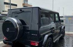 Tokunbo Mercedes-Benz G63 2014 Model Black