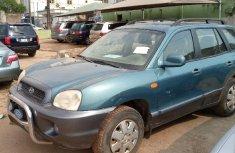 Foreign Used Hyundai Santa Fe 2006 Model Blue