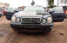 Tokunbo Mercedes-Benz GLK 2003 Model Gray