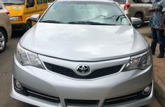 Foreign Used Toyota Camry 2014 Model Silver