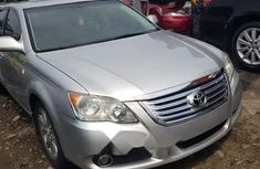 Foreign Used Toyota Avalon 2007 Model Silver