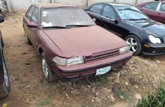Nigeria Used Toyota Carina 1982 Model Red