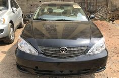 Foreign Used Toyota Camry 2004 Model Gray