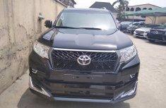 Tokunbo Toyota Land Cruiser Prado 2019 Model Black