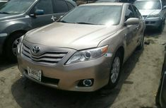 Tokunbo Toyota Camry 2007 Model Silver