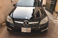 Nigeria Used Mercedes-Benz C350 2008 Model Black