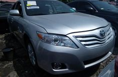 Tokunbo Toyota Camry 2008 Model Silver