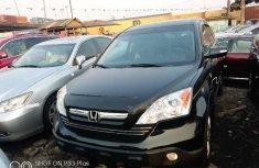 Foreign Used Honda CR-V 2008 Model Black