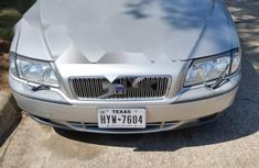 Foreign Used Volvo S80 2001 Model Silver