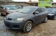 Nigeria Used Mazda CX-7 2009 Model Gray