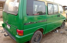 Nigeria Used Volkswagen Transporter 2000 Model Green