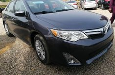 Foreign Used Toyota Camry 2014 Model Gray