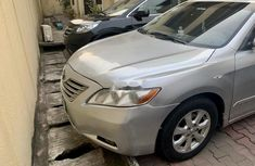 Nigeria Used Toyota Camry 2009 Model Silver