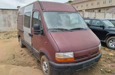 Foreign Used 2002 Other Renault Master Bus for sale in Lagos.