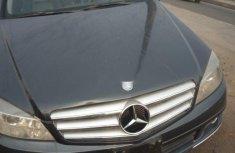 Nigeria Used Mercedes-Benz C300 2010 Model Gray