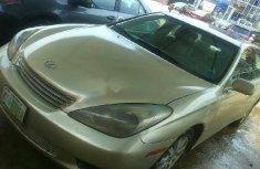 Nigeria Used Lexus ES 2004 Model Gold