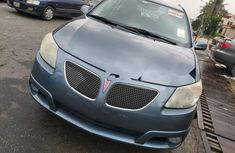 Foreign Used Pontiac Vibe 2007 Model Gray