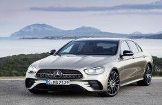 2020 Mercedes-Benz E-Class debuts as the Heart of Mercedes