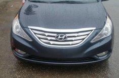 Tokunbo Hyundai Sonata 2013 Model Gray