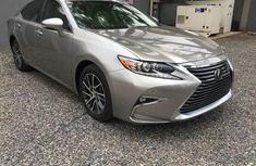 Foreign Used Lexus ES 2017 Model Silver
