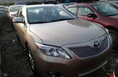 Tokunbo Toyota Camry 2010 Model Gold