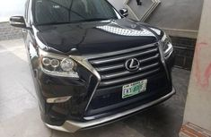 Nigeria Used Lexus GX 2014 Model Black