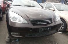 Foreign Used Lexus ES 2003 Model Black
