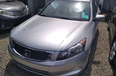 Foreign Used Honda Accord 2008 Model Gray