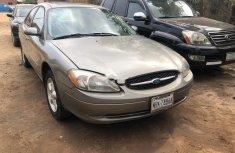 Naija Used 2004 Ford Taurus for sale