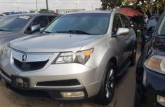 Foreign Used Acura MDX 2011 Model Silver