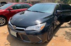 Nigeria Used Toyota Camry 2016 Model Blue