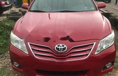 Foreign Used Toyota Camry 2011 Model Red