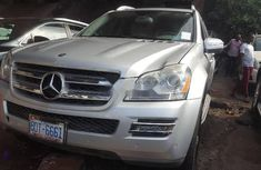 Foreign Used Mercedes-Benz ML350 2009 Model Silver