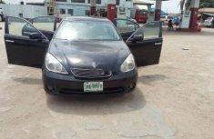 Nigeria Used Lexus ES 2006 Model Black