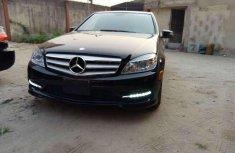 Tokunbo Mercedes-Benz C300 2011 Model Black