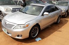 Nigeria Used Toyota Camry 2010 Model Silver