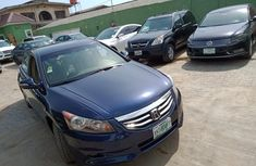 Naija Used Honda Accord 2008 Model