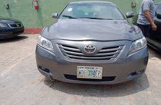 Registered Naija Used Toyota Camry 2007 Model
