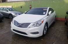 Direct Tokunbo Hyundai Azera 2012 Model