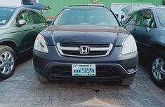 Neatly Naija Used Honda CRV 2004 Model
