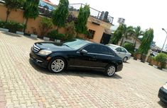 Locally Used Mercedes Benz C300 2011 Model