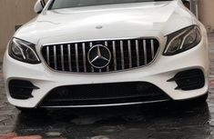 Foreign Used Mercedes-Benz E300 2017 Model White