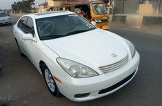 Foreign Used Lexus ES 2003 Model White