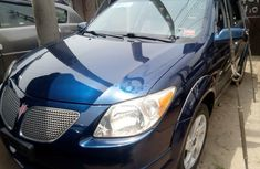 Foreign Used Pontiac Vibe 2005 Model Blue