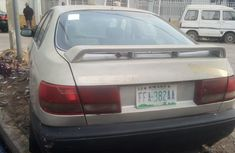 Nigerian Used Toyota Carina 1990 Model