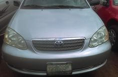 First Body Naija Used Toyota Corolla  2006 Model